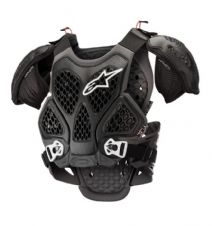 ALPINESTARS BIONIC CHEST PROTECTOR BLACK/COOL GREY